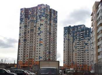 Панорама жилых домов